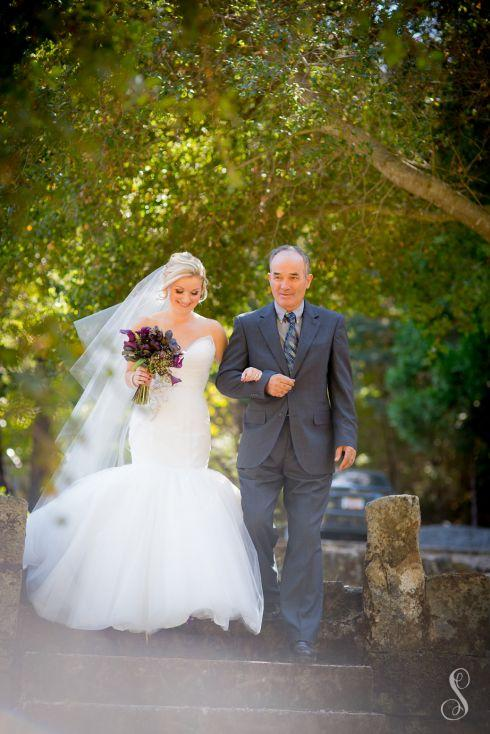 Wedding Portraits by Shanti DuPrez / Rustic Elegance Outdoor Wedding