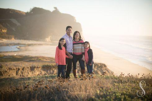 Portraits by Shanti DuPrez / Half Moon Bay Photographer / Photography in Montara / Cowell State Beach / Northern California / Mountainside / Beach / Country Roads