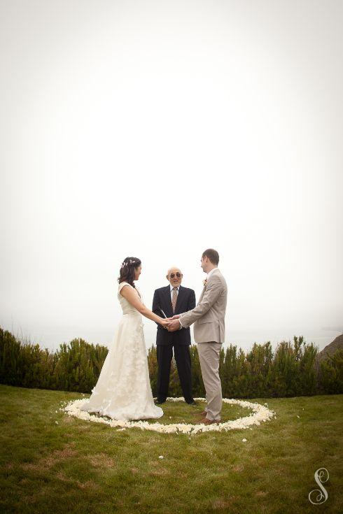 Shanti Duprez / Portraits by Shanti / Half Moon Bay / Coastside / Liquid Sky Estate /  Events by Satra / Cetrella Catering /  Intimate Wedding