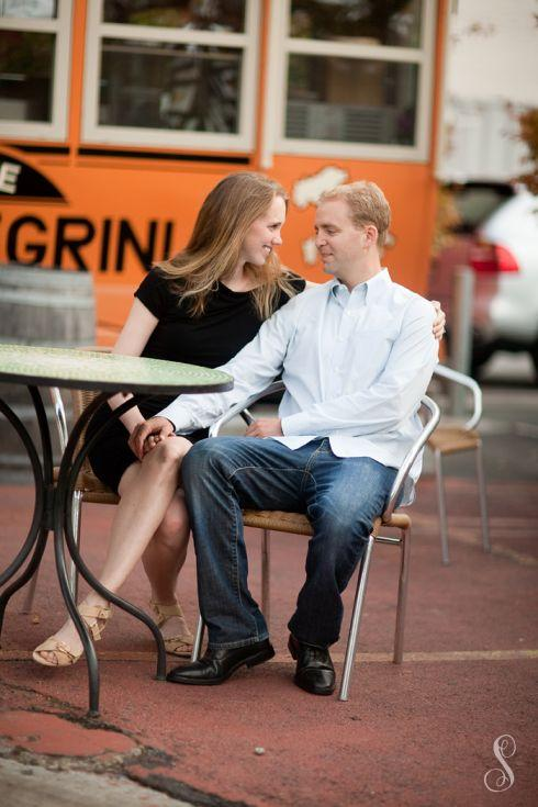 Portraits by Shanti Duprez / Engagement Photos