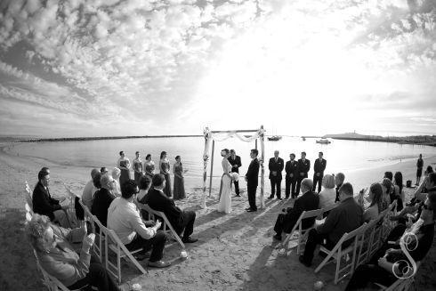 Portraits by Shanti / Shanti Duprez / Half Moon Bay / Sam's Chowder House Wedding /  Nastasha Verkest  / Tave Weddings and Events / Reply by Design Studio / Bridal Shop Citrus Heights / Ralph Lauren /  The Bridal Box / Men's Wearhouse / Beach Wedding / El Granada / Princeton by the Sea