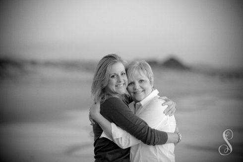 Portraits by Shanti / Shanti Duprez / Family Reunion Photography / Low Tide / Half Moon Bay