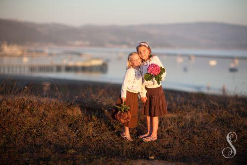 Portraits by Shanti DuPrez / Children Portraits / Photographing Children / Half Moon Bay