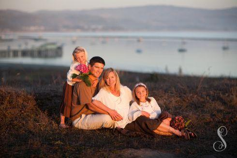 Portraits by Shanti / Shanti Duprez / Family Portraits / Mavericks Bluff / Ross Cove / Half Moon Bay / Princeton Harbor / Fall