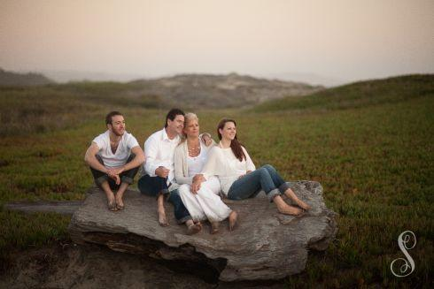 Portraits by Shanti / Shanti Duprez / Surprise Proposal / Family Portraits / Half Moon Bay Beach Photography / Anniversary / Renewal of Vows