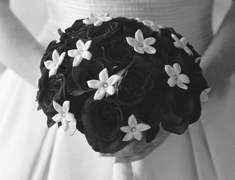 Wedding Photograph: Bouquet Close Up